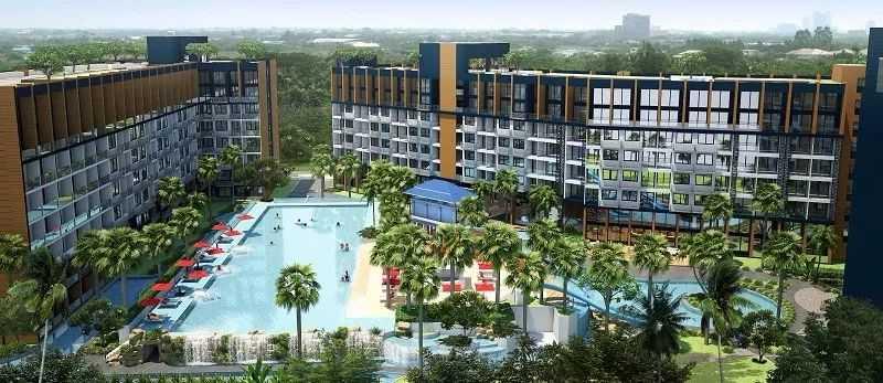 泰国芭提雅拉古娜度假村|精装现房,特价钜惠
