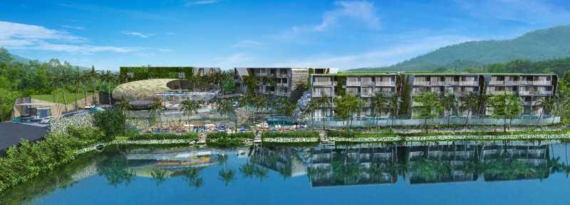 泰国普吉Coco Sea |建筑在大海与椰林间自由生长