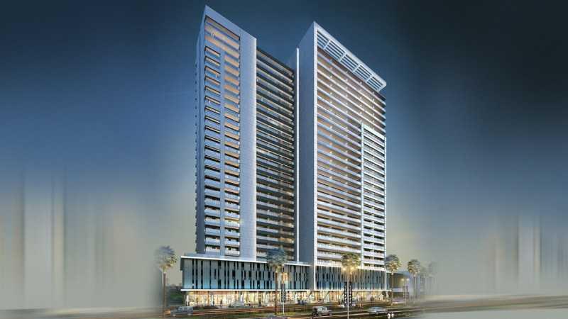 Reva Heights(拉维拉)达马克迪拜市中心豪华公寓
