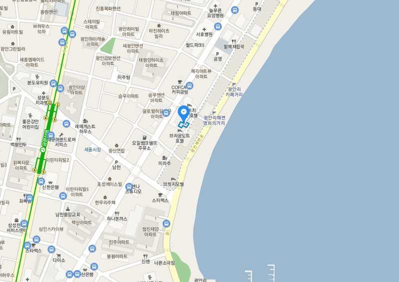 【期房】韩国釜山 广安里 复式公寓,高层数量有限 先到先得,编号25304