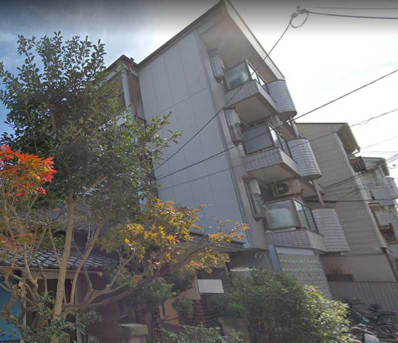 大阪市 一栋楼