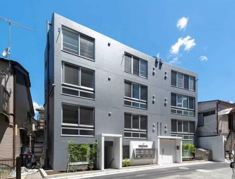 日本东京荒川区整栋公寓,交通便利,设备齐全,可出租