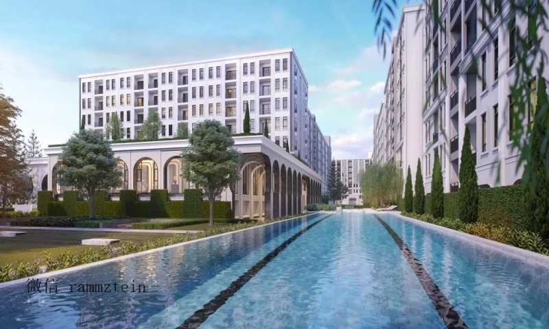 泰国曼谷Rama9 CBD爆款项目Aspire Asoke