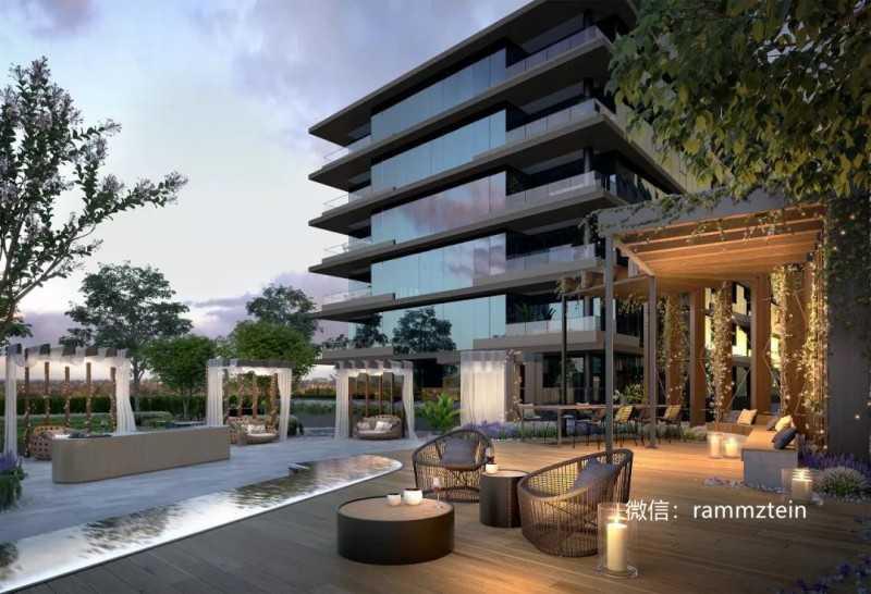 澳洲墨尔本Glen Waverley公寓Sky Garden