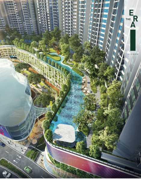 馬来西亞吉隆坡滿家乐新开發楼盤出售