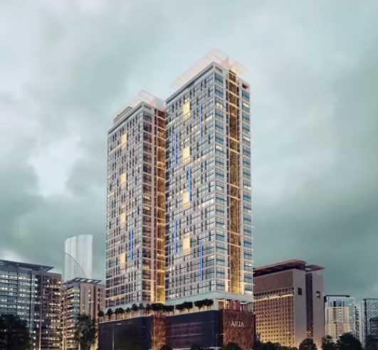 马来西亚吉隆坡KLCC 3卧3卫新开发房产,编号25624