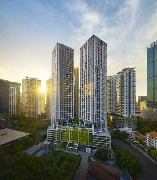 马来西亚吉隆坡市中心 – 限量豪华现房,编号25626