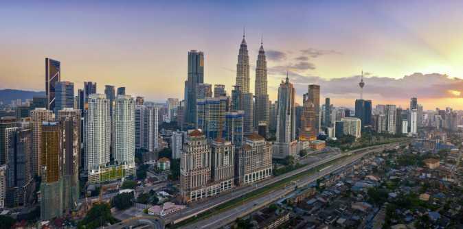 马来西亚吉隆坡市中心 – 限量豪华现房