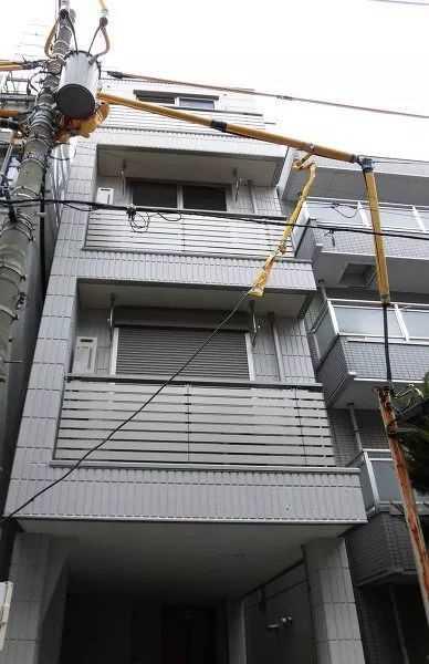 日本 东京 港区 整栋公寓+车库 | 地标所在区 满室出租中