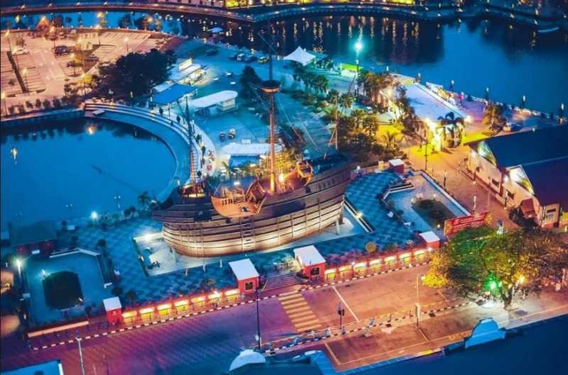 马来西亚马六甲 - 皇庭海湾一号 四星级酒店公寓