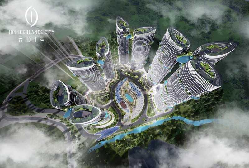 马来西亚云顶1号 (IBN HIGHLANDS CITY)