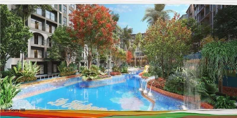 【新盘推荐】La Habana | 华欣古巴风格海景公寓
