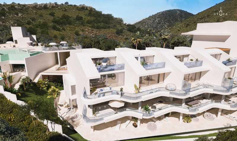 西班牙安达卢西亚Benalmádena帕塔山高端公寓 房产