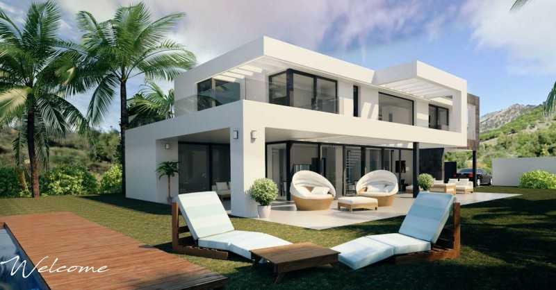 西班牙安达卢西亚Mijas现代精品别墅 房产