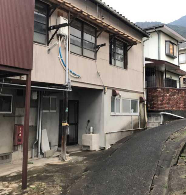 日本房产——福岡県北九州 一棟楼