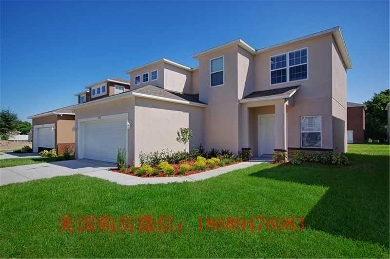 置业佛罗里达 首选楼盘 纯独栋别墅社区 稳定出租 安全回报,编号26073