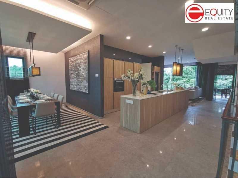 马来西亚最佳规划别墅社区 (可贷款80%/带私人会所),编号27016