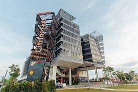 马来西亚新山CITRINE LAKESIDE 公寓