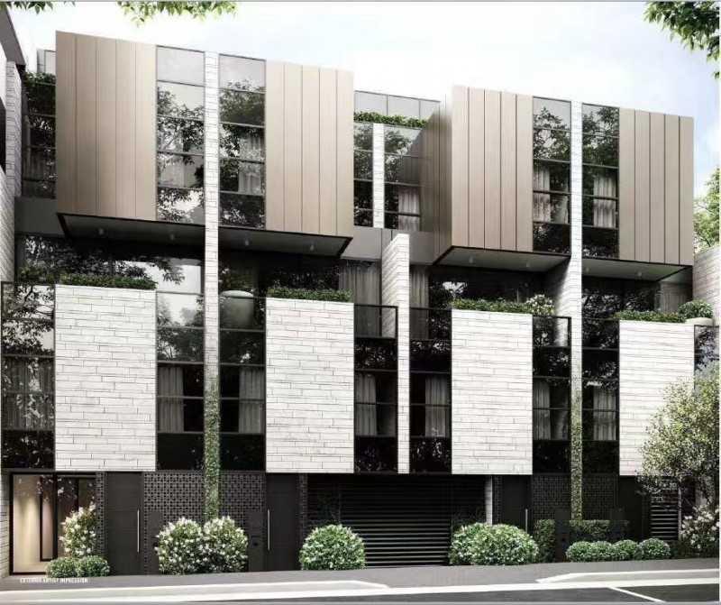 澳大利亚墨尔本-联排别墅收租利器CBD平价Townhouse