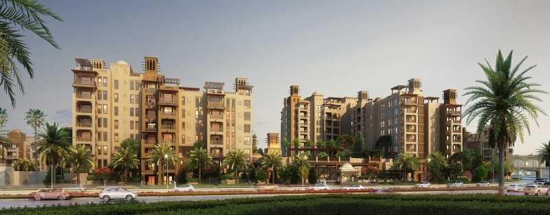 精装修、观美景,尽在迪拜朱美拉湾古城!