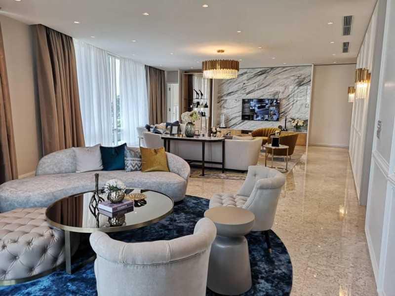 吉隆坡双子塔金山角无敌景观限量版豪宅
