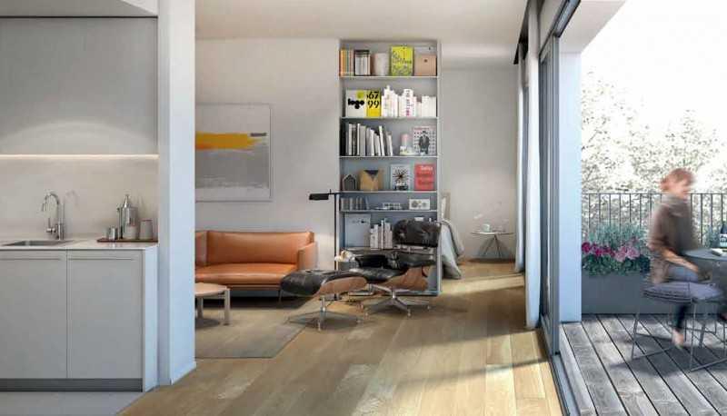 西班牙 巴塞罗那2个新的联合住宅项目房产