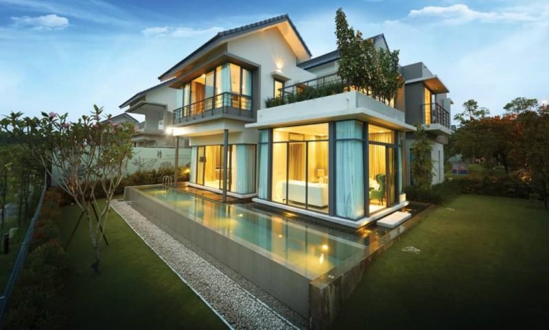 新加坡旁限量版 - 丽舍庄园独栋