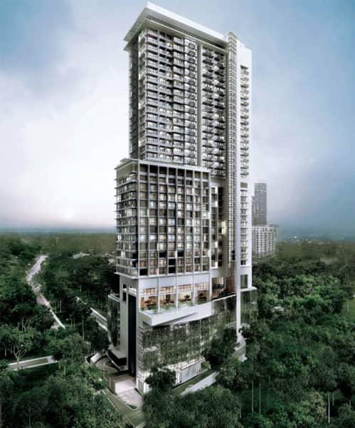 吉隆坡满家乐KAMI高级公寓