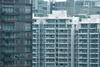 【新加坡高层住宅区设计】2019年第一季度,新加坡私人住宅价格下跌0.7%,租金上涨1%