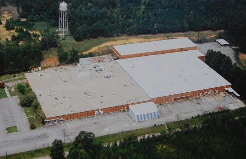 美国曼彻斯特3.5万平大型工业厂房, 185亩永久产权土地