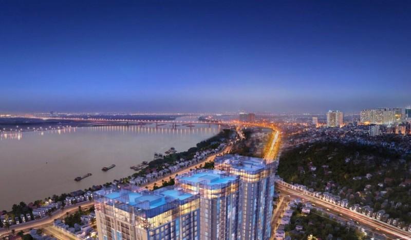 越南房产河内Premier Berriver,编号27459