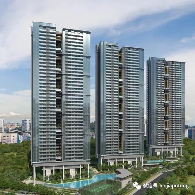 新加坡连续三个月私宅销售龙虎榜,得奖女皇镇新项目,编号27462