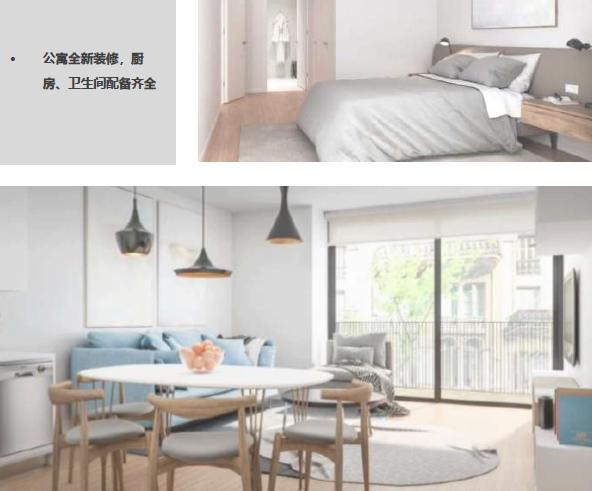 巴塞罗那 高品质全新复式公寓,编号27626