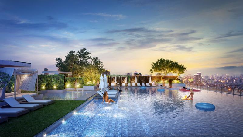 越南房产胡志明Palace Residence,编号27877