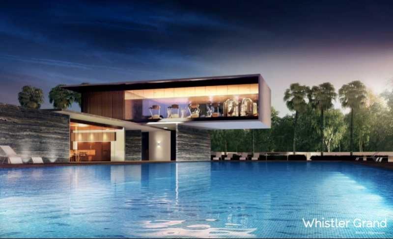 新加坡 西海岸学区房 御峰 Whistler Grand,编号25340