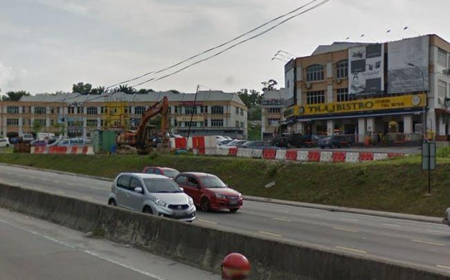 马来西亚雪兰莪 商业地皮待售
