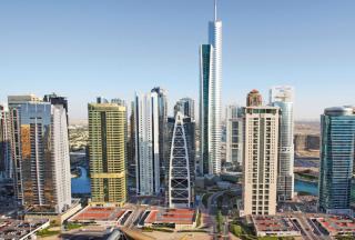 【迪拜房价均价多少钱一平方走势】迪拜房价环比下跌1.5%