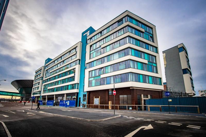 利物浦市中心13%回報項目+独家1%现金回赠