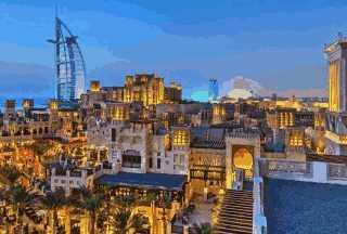 迪拜生活篇 — 迪拜可能是世界上最适合开豪车的地方