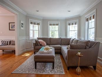 美国麻省波士顿临近多所大学的别墅- 好位置近地铁,编号29470