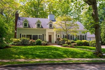 美国麻省波士顿地区好学区独栋别墅