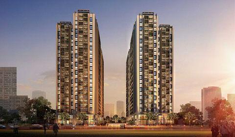 越南房产河内市THONG NHAT Complex