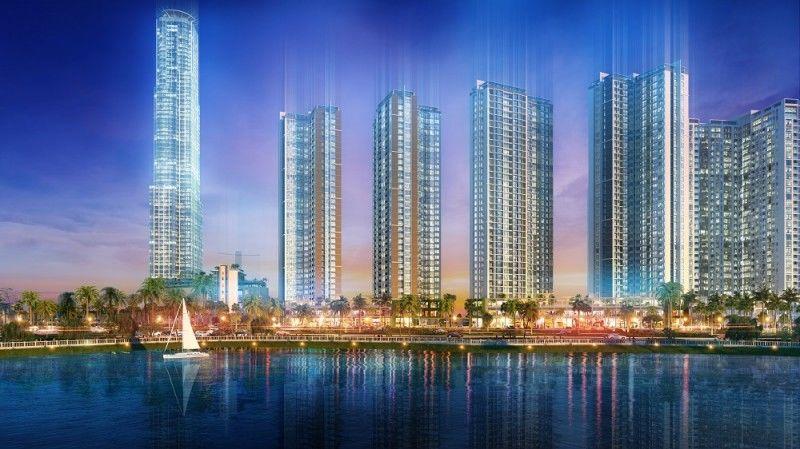 越南胡志明市房产 Eco Green Saigon 项目