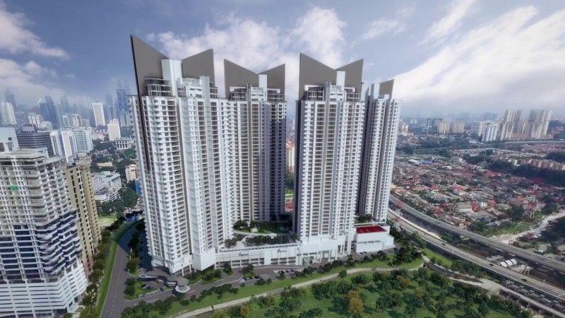 吉隆坡使馆区 - 学区房 雅益轩高级公寓