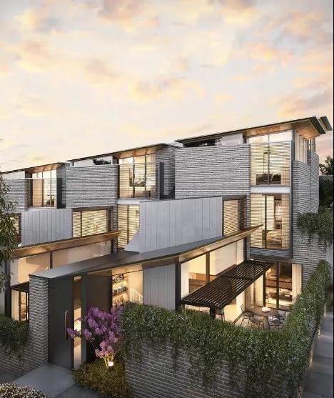 悉尼Artarmon全新学区联排别墅项目