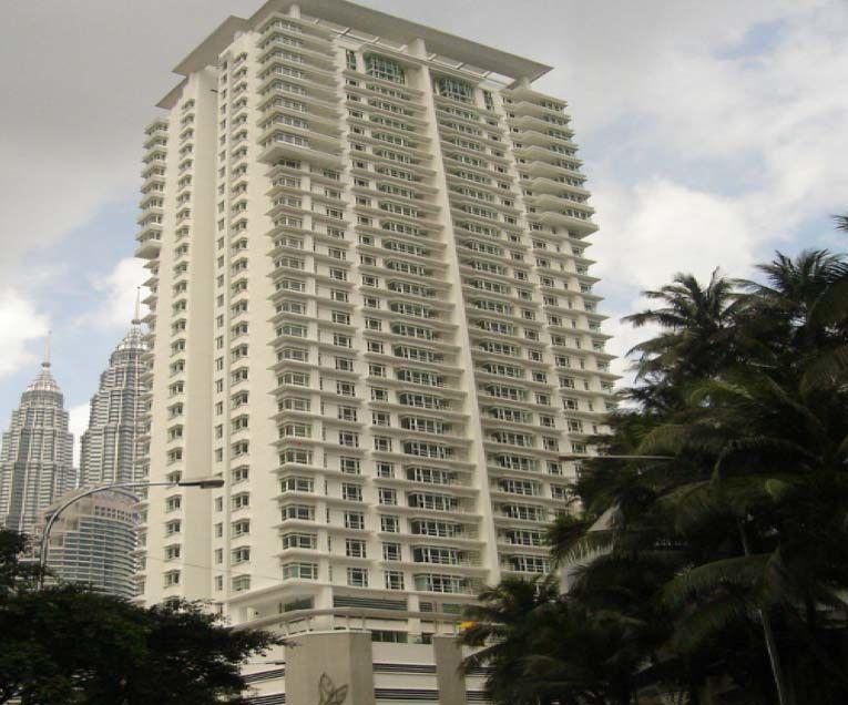 Binjai Residency 公寓 - 吉隆坡