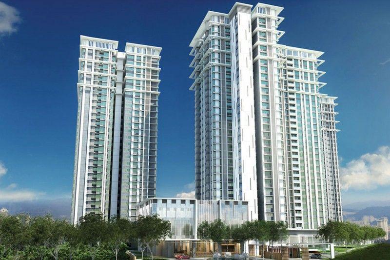 马来西亚满家乐 Pavilion Hilltop高级公寓