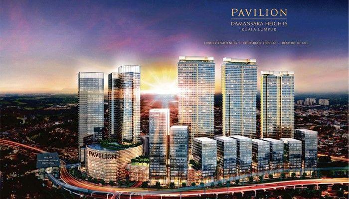 马来西亚吉隆玻白沙罗高原柏威年品牌公寓
