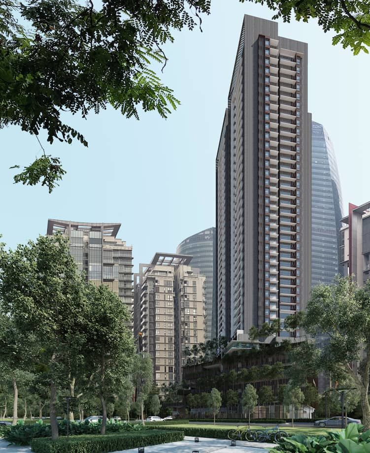 吉隆坡双子塔高级公寓 - Stonor 3