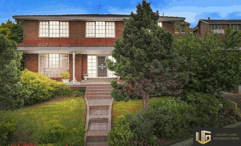 澳大利亚墨尔本wheelers hill双层山景豪宅,编号30622